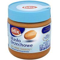 350g masło orzechowe 30% mniej tłuszczu   darmowa dostawa od 150 zł!, marki Felix