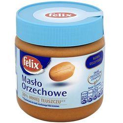 350g masło orzechowe 30% mniej tłuszczu, marki Felix