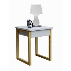 Skandynawski stolik nocny Inelo D10, NOCNYDES5/1SZ