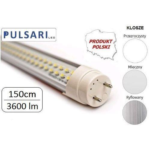 Świetlówka liniowa 150 cm PULSARI LED T8 G13 30W PREMIUM MAX - oferta [05cad24c83cf75a4]