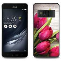 Etuo.pl Foto case - asus zenfone ar - etui na telefon foto case - czerwone tulipany