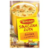 WINIARY 16g Smaczna Zupa Serowa z grzankami | DARMOWA DOSTAWA OD 150 ZŁ!
