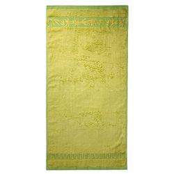 Jahu Ręcznik kąpielowy bambus Hanoi zielony, 70 x 140 cm