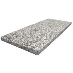 Obrzeże granitowe 60 x 25 x 2 cm szare (5057741128178)