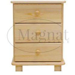 Szafka drewniana nr s3 marki Magnat - producent mebli drewnianych i materacy