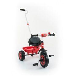 Milly Mally TURBO rowerek 3-kołowy red - sprawdź w wybranym sklepie