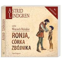 Ronja, córka zbójnika (audiobook CD) - Astrid Lindgren