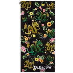 l szybkoschnący ręcznik treningowy 60x130 cm / dragon - dragon marki Dr.bacty