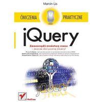 jQuery Ćwiczenia praktyczne, oprawa broszurowa