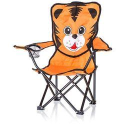Happy Green Krzesełko składane dziecięce Niedźwiadek - produkt z kategorii- Krzesła ogrodowe