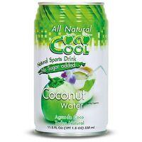 Coco cool Woda kokosowa 100% 330ml -  (: )