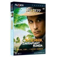 Dziennik zakrapiany rumem (DVD) - Bruce Robinson