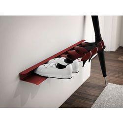 Półka na buty boot czerwona modern house bogata chata marki D2.design