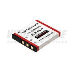 Samsung SLB-0737 / SLB-0837 AKUMULATOR Zamiennik, towar z kategorii: Akumulatory dedykowane