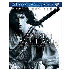Ostatni mohikanin (bd) premium collection - produkt z kategorii- Westerny