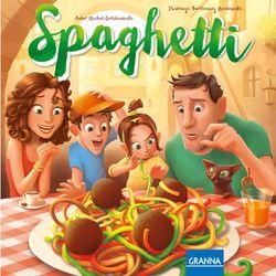 Spaghetti [Gołębiowski Michał] (gra planszowa)