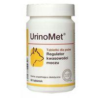DOLFOS UrinoMet Dog regulator kwasowości moczu u psów 60tabletek