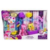 Hasbro My little pony zestaw pinkie pie/flutershy kąpiel a1699