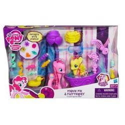 My Little Pony Zestaw Pinkie Pie/Flutershy Kąpiel A1699 z kategorii Pozostałe zabawki AGD