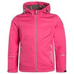Killtec GALIA Kurtka Softshell pink z kategorii kurtki dla dzieci
