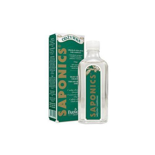 SAPONICS Kompleks odżywczy do skóry głowy i bardzo delikatnych włosów / butelka szklana 100ml, produkt marki Laboratorium Kosmetyków Naturalnych Farmona