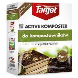 KOMPOSTER ACTIV (przyspiesza kompostowanie) 1kg z kategorii kompostowniki