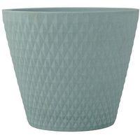 Porcelanowa donica Bloomingville - zielona, 21903970
