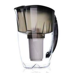 Dzbanek filtrujący  prestige 2,8 l czarny + 1 wkład b100-5 marki Aquaphor