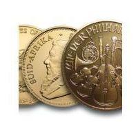 Pakiet Trzech Jednouncjowych Złotych Monet Bulionowych - Darmowa Dostawa