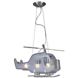 K-MD118-3 lampa wisząca dziecięca helikopter 3x40W E27 Kaja, K-MD118-3