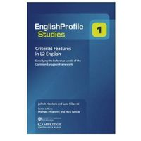 English Profile Studies 1. Criterial Features in L2 English (202 str.)
