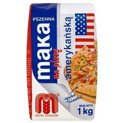 Mąka Pszenna Na Pizzę Amerykańską 1 kg. - sprawdź w wybranym sklepie