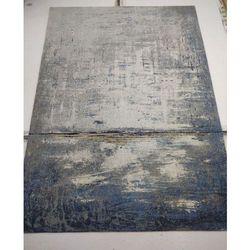 :: dywan abstract dark niebieski 240x170cm marki Kare design