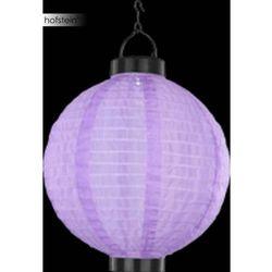 Globo SOLAR lampa solarna LED Fioletowy, 1-punktowy - Lokum dla młodych/Wesoły, śmieszny - Obszar zewnętrz
