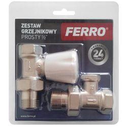 Zestaw prosty Ferro 1/2 (5901095693854)