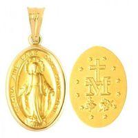 Zawieszka złota pr. 585 - 31443 marki Rodium