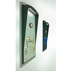 Radbit Domofon 4-rodzinny bra-4d mod klucze elektroniczne