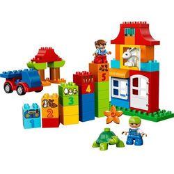 Lego Duplo Pudełko Pełne Zabawy 10580 (dziecięce klocki)