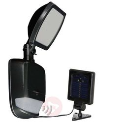Security light – lampa solarna led, czarna marki Duracell