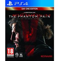 Metal Gear Solid 5 The Phantom Pain (PS4)