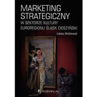 Marketing strategiczny w sektorze kultury Euroregionu Śląsk Cieszyński (9788375568455)
