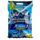 Wilkinson Sword Xtreme 3 Ultimate Plus jednorazowe maszynki do golenia 8 szt + do każdego zamówienia upominek.