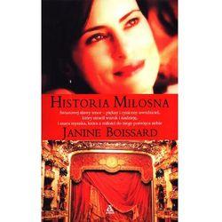 Historia miłosna - Boissard Janine (ISBN 9788324149346)