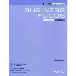 Business Focus Elementary: Workbook with Audio CD Pack, pozycja wydawnicza