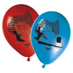 Balony urodzinowe Cars RSN - 28 cm - 8 szt