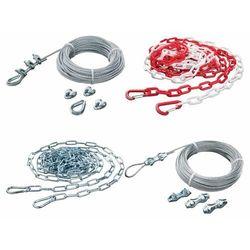 łańcuch odgradzający / łańcuch metalowy marki Parkside®