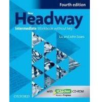 Headway Intermediate Fourth Edition Zeszyt Ćwiczeń (opr. broszurowa)