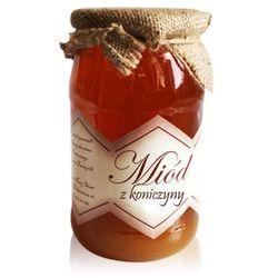 Miód z koniczyny 1,1kg - produkt z kategorii- Miody