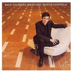 Goldberg Variations - Martin Stadtfeld, towar z kategorii: Muzyka klasyczna - pozostałe