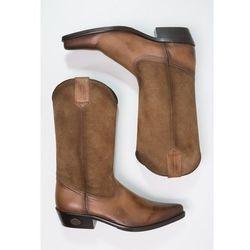 Kentucky's Western Kowbojki i Buty motocyklowe brown, kolor brązowy